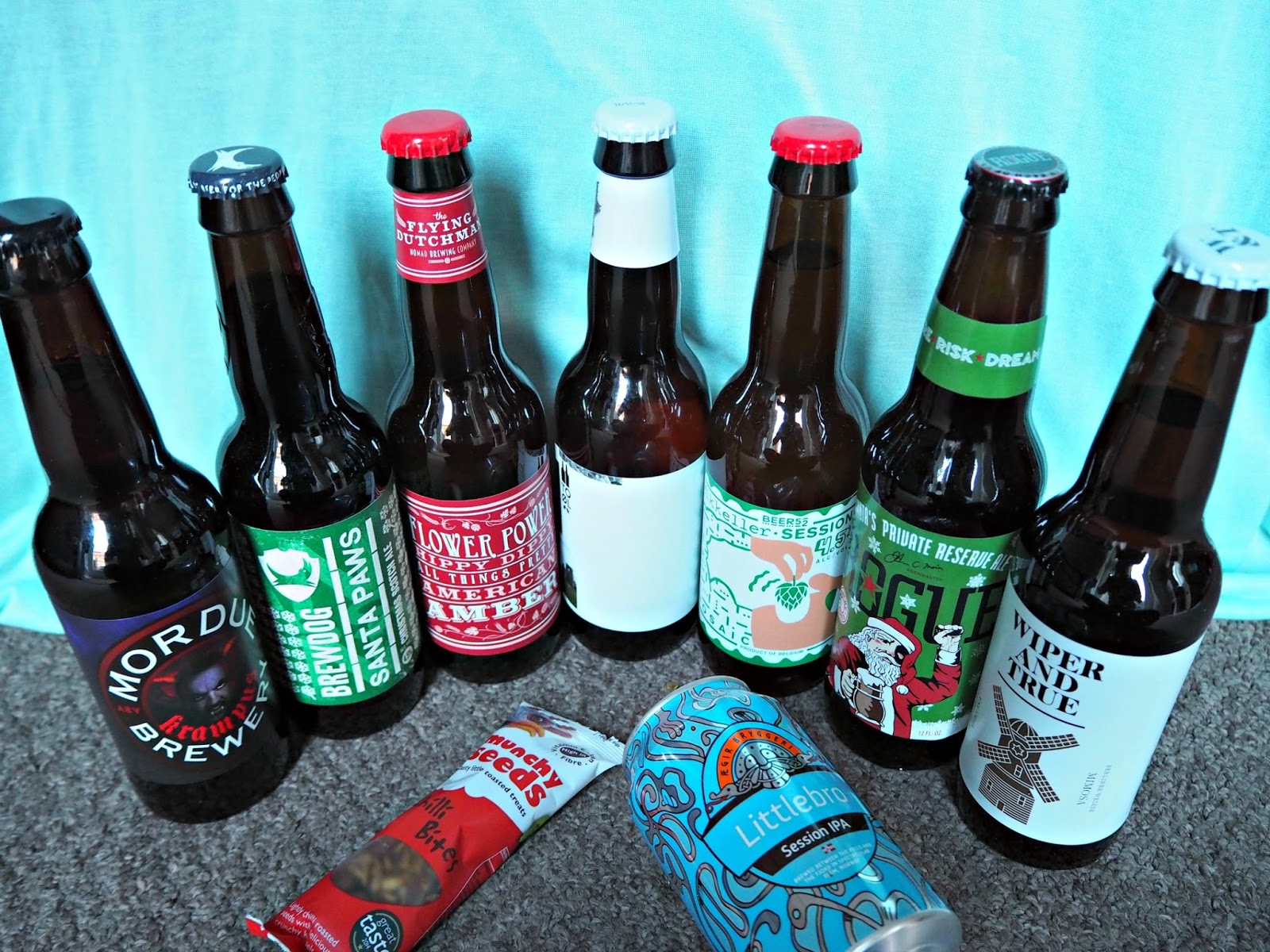 Beer 52 Craft Beer Subscription Box- The Perfect Christmas Gift ...